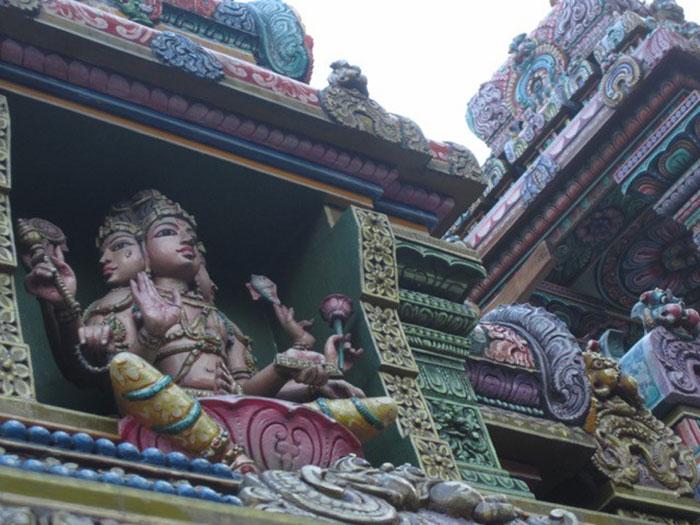 Sri Mariamman Temple, Bangkok