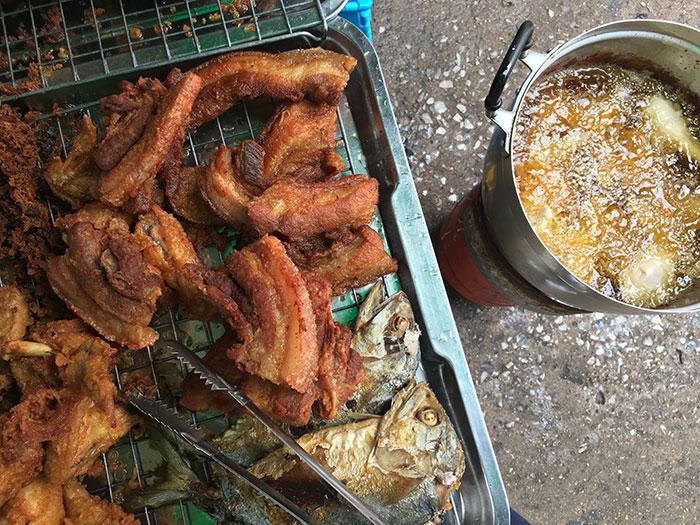 Street food in Soi Cowboy