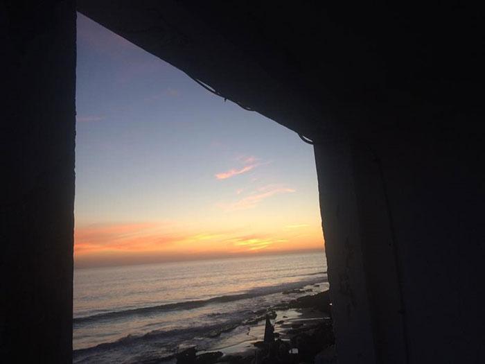 Sunset, Morocco