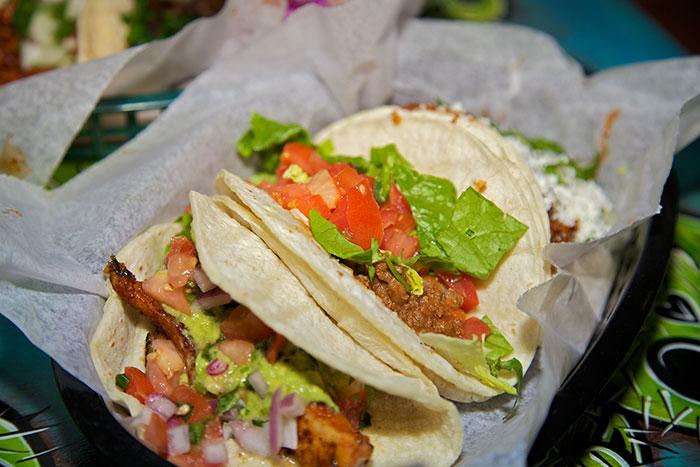 Tacos in Austin, Texas