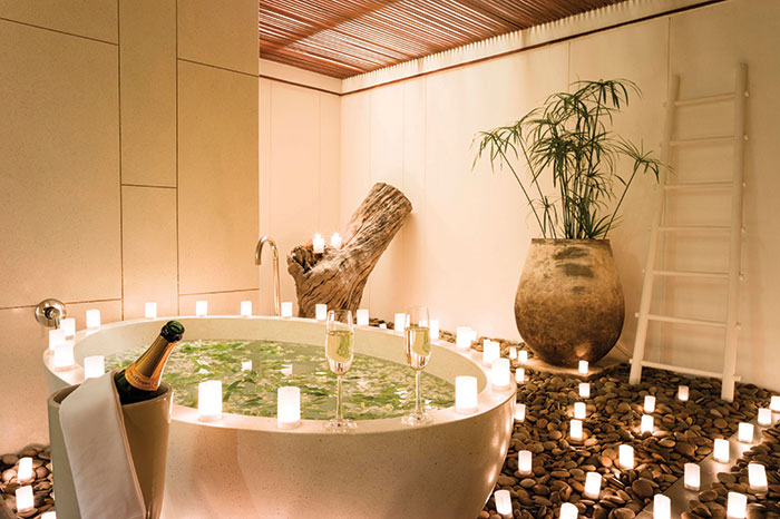 The Sarojin, Pathways spa