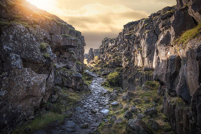 Thingviller Iceland