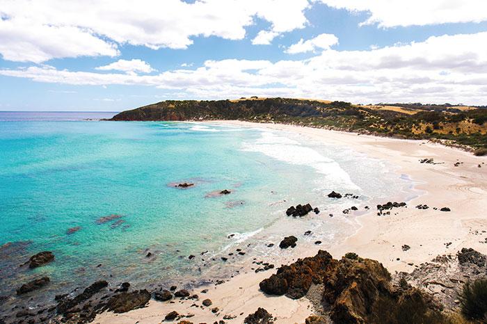 Kangaroo Island, South Australia (image: Tourism South Australia)