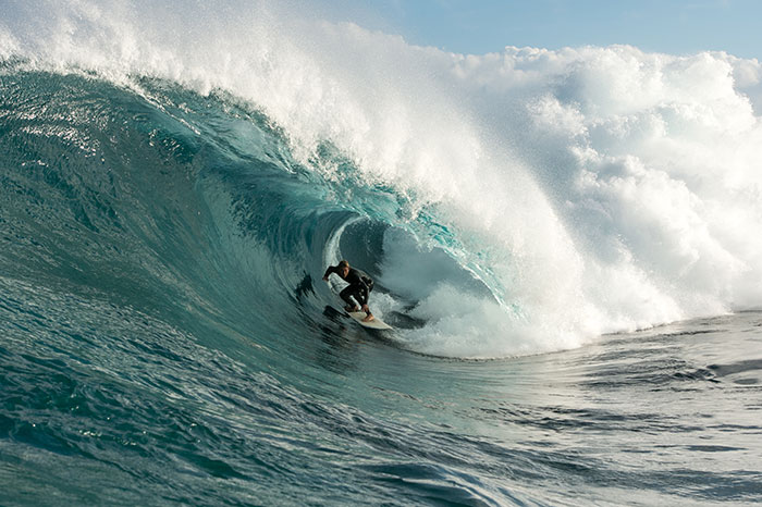 Surfing in the Margaret River region (image: Tourism Western Australia)