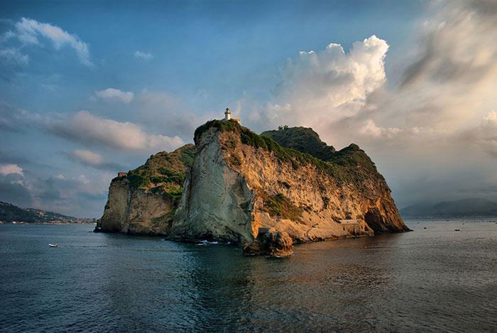 Vivara, Bay of Naples, Italy