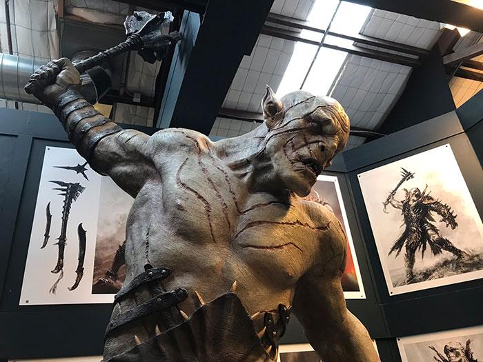 Orc, Weta Workshop