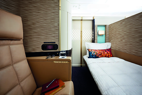 Etihad First Apartments
