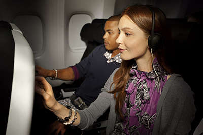 Economy Class Air New Zealand