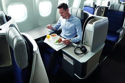 A330 new Business Class seats