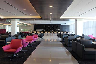 Auckland International Koru Lounge