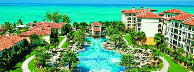 Beaches Turks & Caicos resort overview
