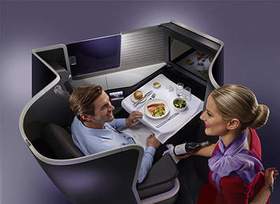 Domestic Business Class