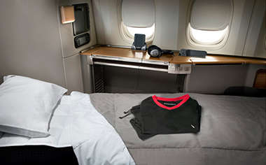 First Class American Airlines