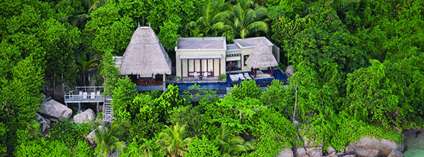 The Maia Luxury Resort and Spa, Seychelles
