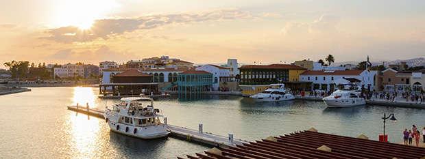 Marina at Limassol