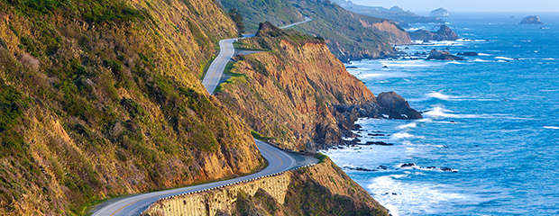 Pacific Highway 1, California