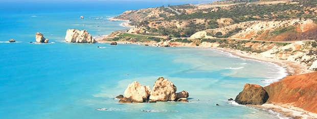 Aphrodite's Rock, Paphos