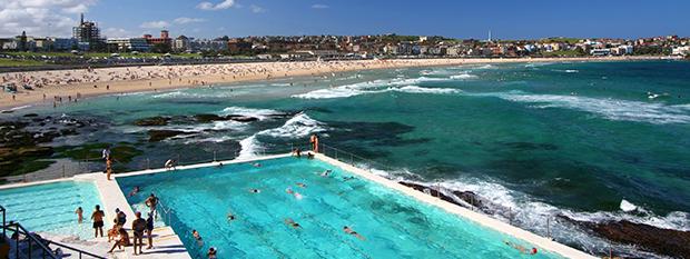 Bondi Beach Icebergs Pool