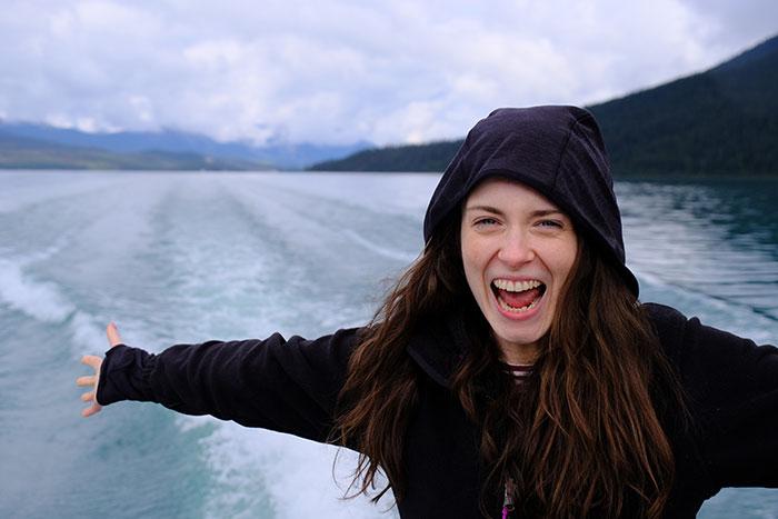 Spirit Island cruise Laura Day