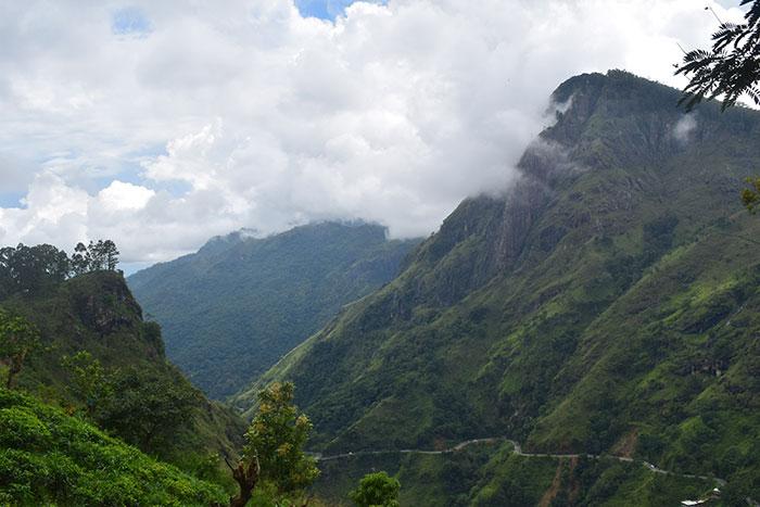 Sri Lanka Mountains Sophie Cole