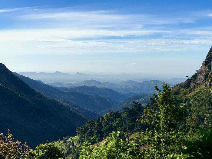 Sri Lanka view in Ella Nikki Soddy
