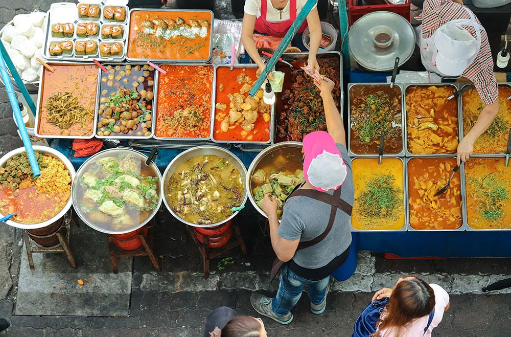 Bangkok Street Eats