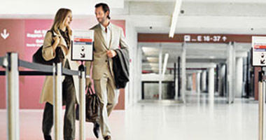 Navigate airports easily