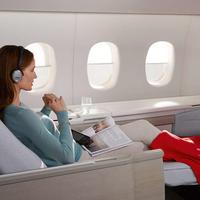 First Class onboard Air France
