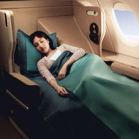 Business Class with Singapore Airlines