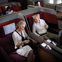 Malaysia Airlines First Class