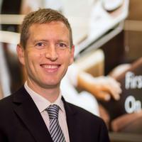 Phil Burdekin of First and Business Wimbeldon