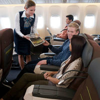 Turkish Airlines Premium Economy
