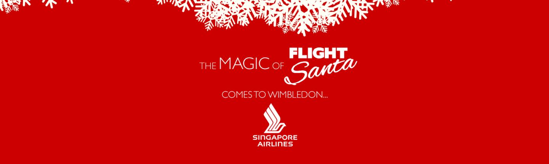 Flight Santa 2017 banner