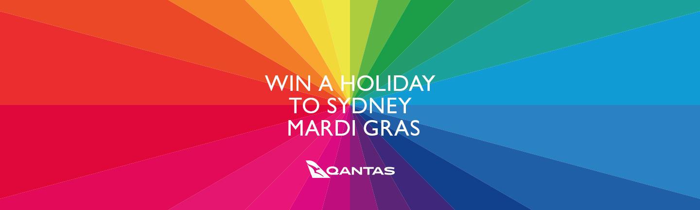 Sydney Mardi Gras competition