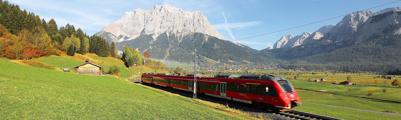All Rail Holidays