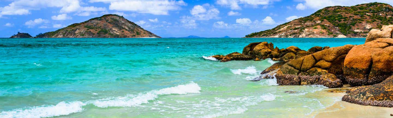 Best Islands Great Barrier Reef