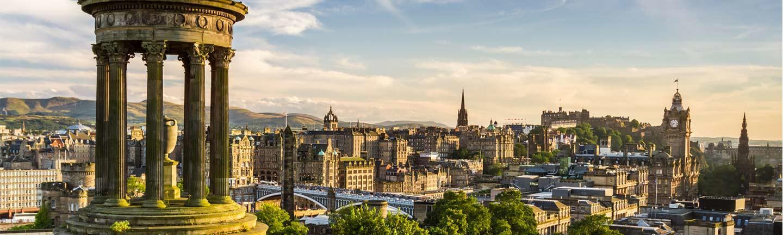 Flights from Edinburgh