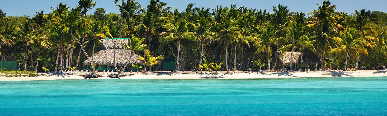Wild Beach, Punta Cana in Dominican Republic