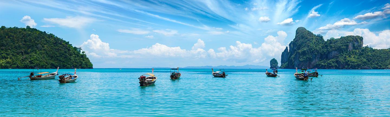 Lagoon in Krabi