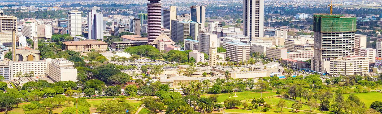 Flights to Nairobi