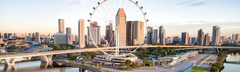 Singapore skyline (STB)