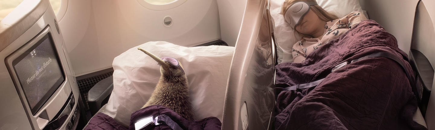Air New Zealand Business Premier