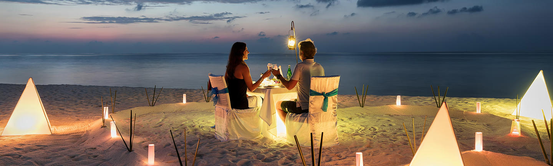 Concierge honeymoon planning