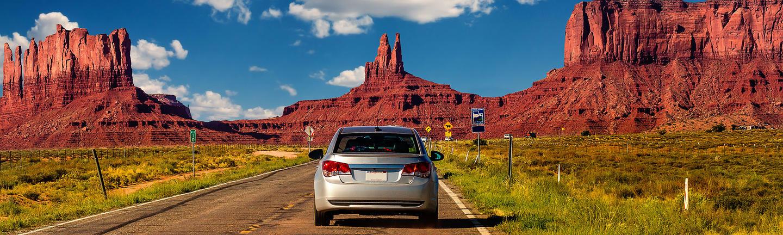 Car hire, Utah