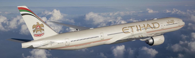 Etihad Airways hero
