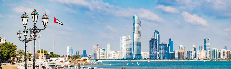 Flights to Abu Dhabi
