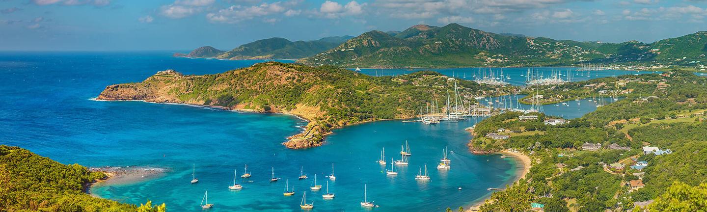 Flights to Antigua