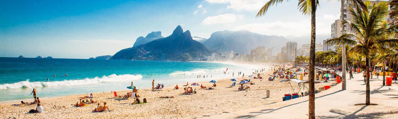 Flights to Brazil