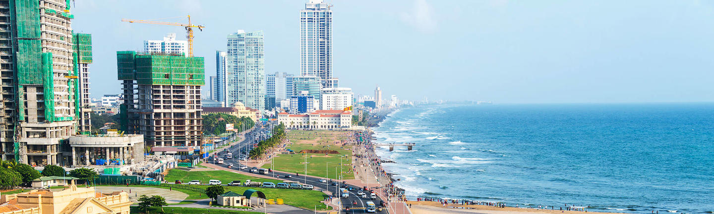 Flights to Colombo