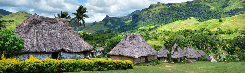 Flights to Fiji